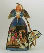 Jim Shore/ Enesco 2006 Angel Ornament Nativity Scene #C4005767 Heartwood Creek
