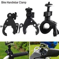 Bicycle Mount Holder Screw Handlebar Clip Mount Bike Bracket For Gopro Camera CO