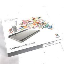 WACOM Intuos CTH-480 S3 Small Creative Pen Tablet touch japan art comic creativ