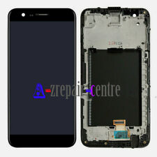 For LG K10 2017 M250 X400 MP260 M257 M255 LCD Display TouchScreen Digitizer Fram