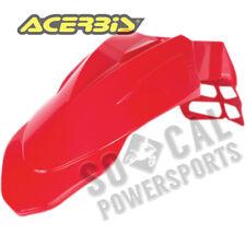 Acerbis 2005 Honda CR125R SUPERMOTO FRT FND RED 2040390227