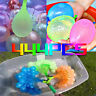 444 Pcs 12 Bunch O Instant Water Balloons Rapid-Fill Self-Sealing Kids Child Toy
