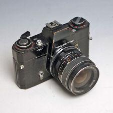 ♦ Fotocamera reflex VOIGTLANDER VSL 1 con ELICAR 35/2.8 - 1970