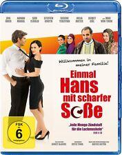 Blu-ray * EINMAL HANS MIT SCHARFER SOßE # NEU OVP %