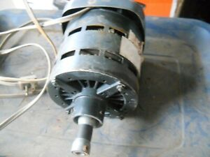 General Electric  AC Sump Pump Motor Tested , Works Fine