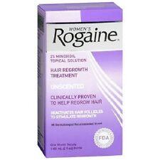 Women's Rogaine 2% Minoxidil Topical Hair Regrowth Treatment 60mL 2oz