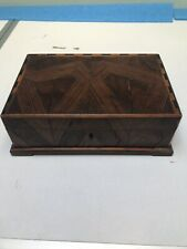 Vintage Antique Marquetry Box, Writing Slope?