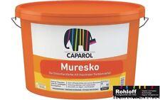 Caparol Muresko 12.5 Liter  SilaCryl Siliconharz Fassadenfarbe Außenfarbe weiss