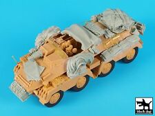 Black Dog 1/35 7.5cm Sd.Kfz.233 (8-rad) Stowage & Accessories (AFV Club) T35176