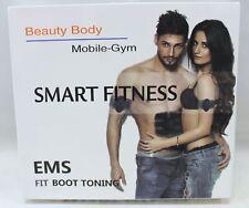 BEAUTY BODY Mobile Gym Smart Fitness EMS Body Toner NEW IN BOX - Z03