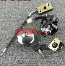 Ignition Switch Gas Cap Seat Lock Key Set For Suzuki GZ125/ Suzuki GZ250