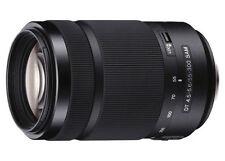 Sony Alpha SAL55300 55-300 mm F/4.5-5.6 SAM DT Objektiv A-Mount APS-C, A77/A58