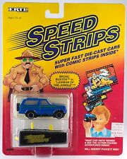 """Ertl Speed Strips Bronc Buster in """"Lawman of the Jungle"""" Car & Viewer 1990"""