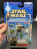 Star Wars Endor Rebel Soldier ROTJ Hasbro NEW!