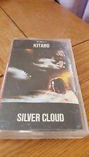 KITARO - SILVER CLOUD - CASSETTE - PAPER LABEL