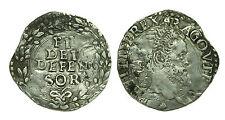 pci0530) Regno di Napoli Filippo II RE (1598 - 1621) Carlino Busto DX testa nuda
