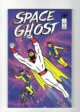 SPACE GHOST #1  STEVE RUDE STORY + ART 9.4 NM, 1987, COMICO