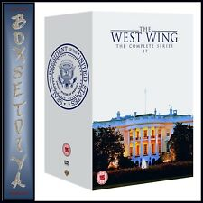 THE WEST WING -  THE COMPLETE SERIES SEASONS 1-7 ** BRAND NEW  DVD  BOX SET