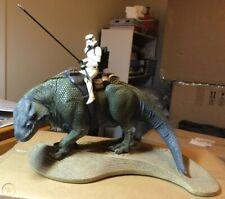 Gentle Giants Dewback Statue RARE Star Wars ATTENTION NO BOX! Read Description