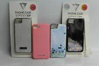 SKINNY DIP Iphone 6 6s & 7 Multi Print Mobile Phone Case Covers Pack Of 4 NEW