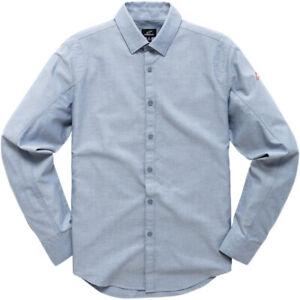 Alpinestars Ambition II Shirt (Oxford Blue) Choose Size