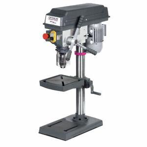 Tischbohrmaschine Optimum OPTIdrill B 17 PRO basic - 490 W +Bohrfutter +5 Speeds
