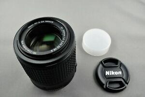 Nikon AF-S 55-200mm F4-5.6G DX VRII Lens
