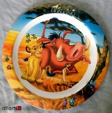 Lion King Trudeau & Beach Paper plastic Plates simba Timon Pumbaa lot of 3