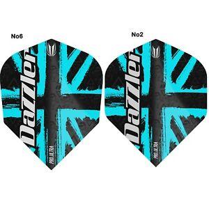 Target Darryl Fitton - Dazzler - Gen 2 - Pro Ultra - Standard - Dart Flights