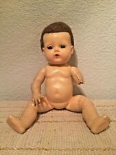 """American Character 11"""" Tiny Tears Vintage Drink and Wet Baby Doll"""
