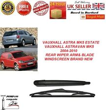 VAUXHALL ASTRA MK5 H ESTATE ASTRAVAN 04-10 REAR WIPER ARM & BLADE WINDSCREEN
