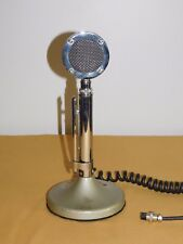 "VINTAGE 12"" HIGH HAM RADIO BASE MICROPHONE"