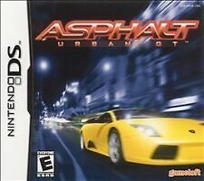 Asphalt Urban GT (Nintendo DS, 2004) NEW FREE SHIPPING
