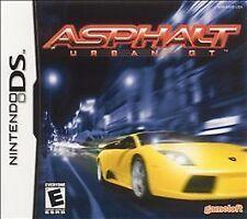 Asphalt: Urban Gt - Nintendo DS Game Card Only