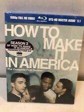 How to Make It in America: The Complete First Season (Blu-ray Disc, 2011) NEW