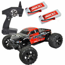 T2M #T4915 Pirate Grizzly Rtr Monster Truck 1-8 Brushless 4WD +2 LIPO BATTERY 2s