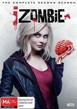 iZombie : Season 2 (DVD, 4-Disc Set) Brand New Sealed Region 4