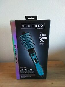 Infiniti Pro by Conair w/ The Knot Dr.  Oval All-in-One Dryer & Style Brush