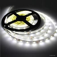 Super Bright 5630 Led Strip Light Lamp Cool White 5M 300Leds Flexible SMD 12V