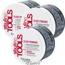 Flexi Pomade 3 x 100ml Styling Tools Fanola ® Pasta Texturizzante Tenuta Flessib
