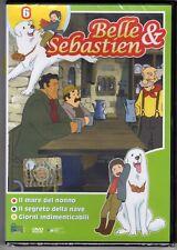 dvd BELLE E SEBASTIEN HOBBY & WORK numero 6