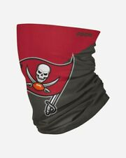 Tampa Bay Buccaneers Big Logo Multi-Use Gaiter Scarf Face Mask Neck Covering