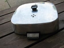 Vintage Used GE General Electric Skillet Cat  No. E20127 just the lid only