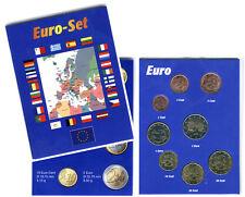 Finlandia 2000 - Juego de 8 MONEDAS DE EURO (UNC) - EN CLASIFICADOR MUY RARA