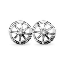 HPI Racing RC Car 1/10 Work Emotion XC8 Wheels Chrome 6mm 2pcs 3301