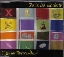 Jan Van Brusselband-Ze Is De Mooiste cd maxi single