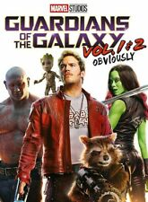 Guardians of the Galaxy Vol 1 & 2 (2014 2 DVD Collection)