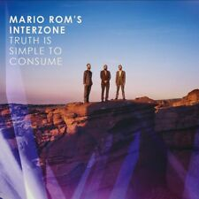 MARIO'S INTERZONE ROM - TRUTH IS SIMPLE TO CONSUME   CD NEUF