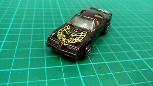 Vintage 1977 Hot Wheels Pontiac Trans Am Bandit Burt Reynolds Diecast Car Toy