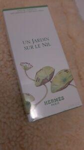 Hermes Un Jardin Sur Le Nil Edt Spray 100ml neu ovp